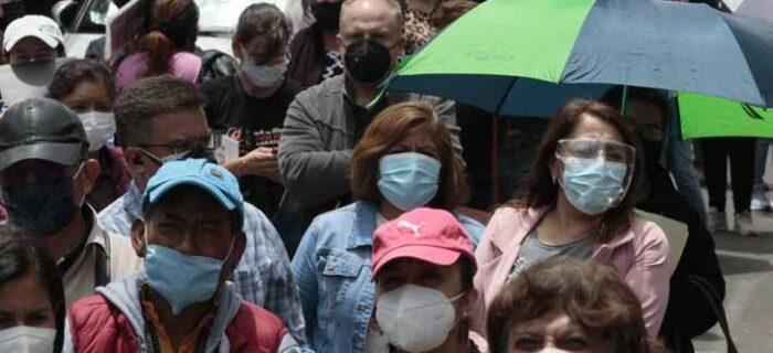 Continuará vacunación en 30 municipios de la zona Surponiente del estado
