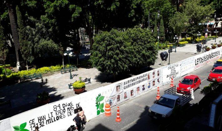 No habrá mercado nuevo en Amalucan y el zócalo sólo recibirá mantenimiento: SEDATU