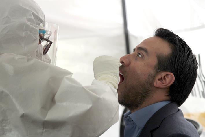 Pese a que se realizaron pruebas PCR y rápidas, Congreso de Puebla se infecta de Covid-19