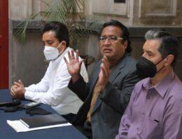 Activistas le piden al director del Soapap deje de ser tapadera de la empresa Agua de Puebla