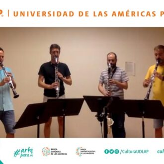A punto de concluir el Congreso de Banda Sinfónica UDLAP 2021