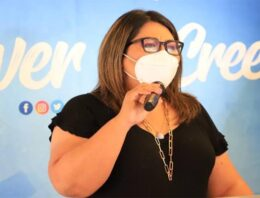 No es momento de dividirnos ni confrontarnos: Genoveva Huerta