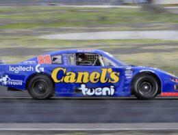 Pretende Rubén García Jr. Salir de Puebla con Liderato NASCAR Peak
