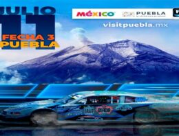 Recibirá Puebla la tercera fecha de la NASCAR PEAK México Series