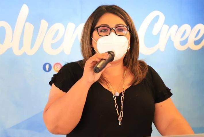 El revanchismo político no tiene cabida en el PAN Puebla: Genoveva Huerta