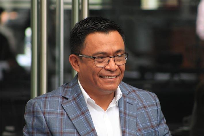 Autoridades electas de MORENA serán respetuosas de la autonomía de poderes: Edgar Garmendia