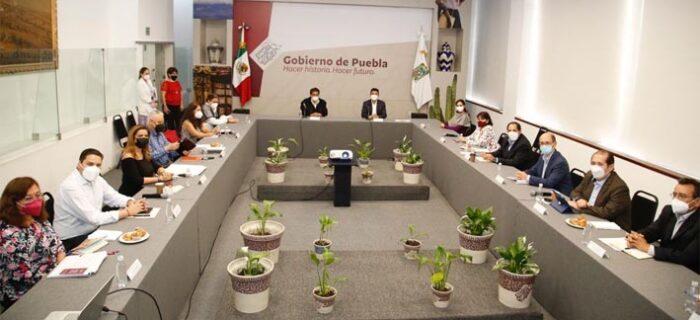 En segunda reunión Lalo Rivera y Barbosa afinan temas de infraestructura y reactivación económica