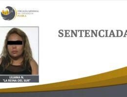 """""""La Reina del Sur"""" sentenciada por desaparición forzada y delitos contra la salud"""