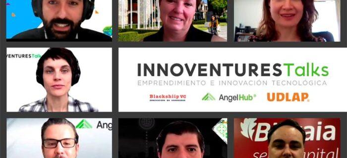 UDLAP y BLACKSHIIP VC unen talento y realizan Innoventures Talks