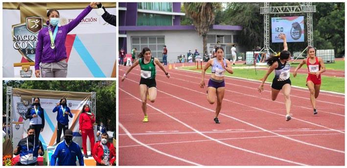 La Tribu Verde de atletismo sigue imparable