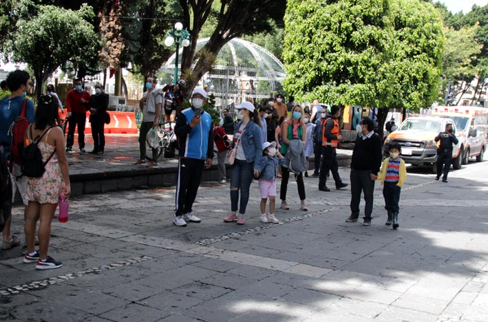 Ayuntamiento de Puebla se suma al Simulacro Nacional 2021