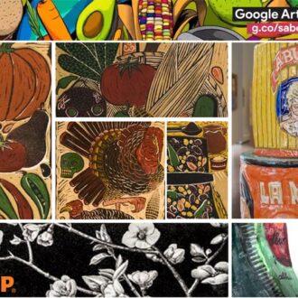 La UDLAP junto con Google Arts & Culture presenta su curaduría virtual Arte y comida