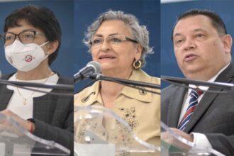 Presentan candidatos a Rectoría BUAP plan de trabajo ante el Consejo Universitario