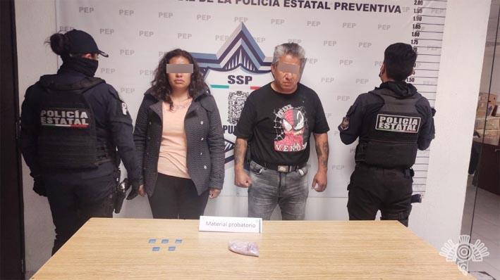Presuntos narcomenudistas, detenidos por la Policía Estatal