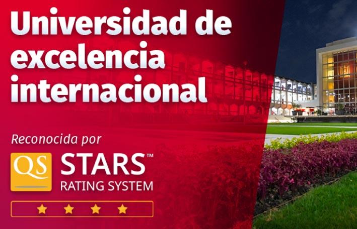 QSStars otorga 4 estrellas a UPAEP de Puebla