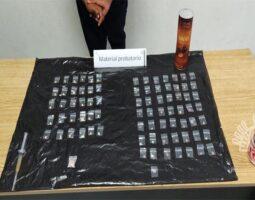 Policía Estatal detiene a presunto narcovendedor de «La Unión Tepito»