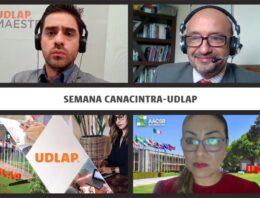 Con la semana UDLAP-CANACINTRA se forman líderes empresariales