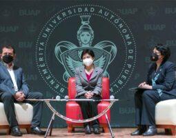 Tenemos que ser una universidad ejemplar en el uso y manejo de los recursos: Rectora Lilia Cedillo Ramírez