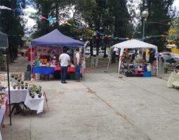 Invitan a Expo Venta con motivo del día de muertos en San Jerónimo Caleras