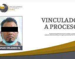 Vinculado a proceso por el feminicidio de su pareja en la colonia Guadalupe Hidalgo