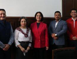 Concluye Cabildo de Puebla la instalación de comisiones