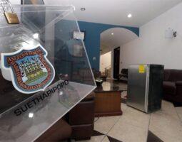Sin evidencias de los inculpados, Gonzalo Juárez recorre sindicato vandalizado
